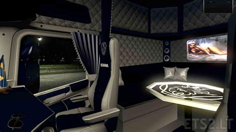 scania r topline interieur scania rs interiors by malcom37 v1 0 ets 2 mods