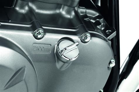 Suzuki Inazuma 250 Accessories Suzuki Inazuma 250 Chrome Filler Cap Suzuki Accessories