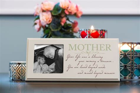 sympathy gift for the loss of a mother or mom heavens