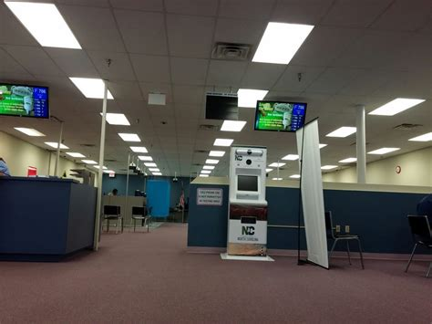 bureau motoris view from the waiting area at the dmv oh yeah yelp