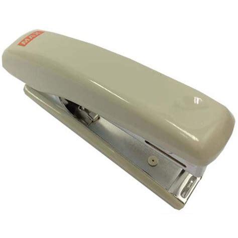 Handy Stapler Etona Hd 10 Staples Limited max stapler hd 10d grey b07 11 hd10d gy