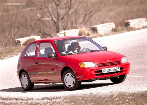 toyota starlet toyota starlet 3 doors specs 1996 1997 1998 1999