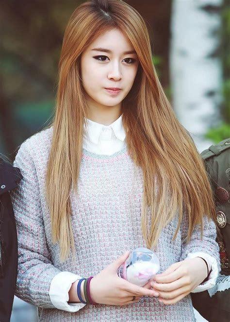 female k pop star hair colours korean idol hair color www imgkid com the image kid