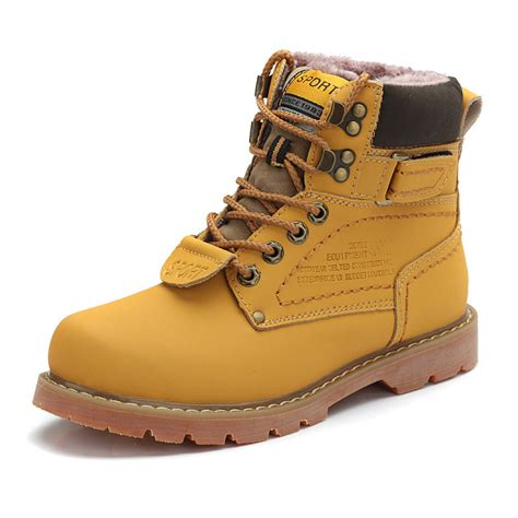 2015 mens boots 2015 s winter snow boots genuine leather boots with