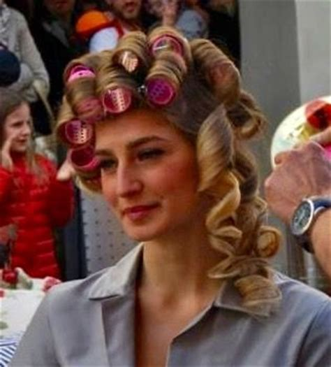 his hair in rollers 37 best images about perms and roller sets on pinterest
