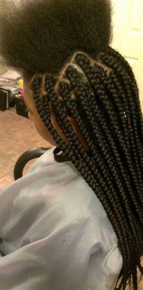 medium size poetics braids 77 best box braids images on pinterest protective