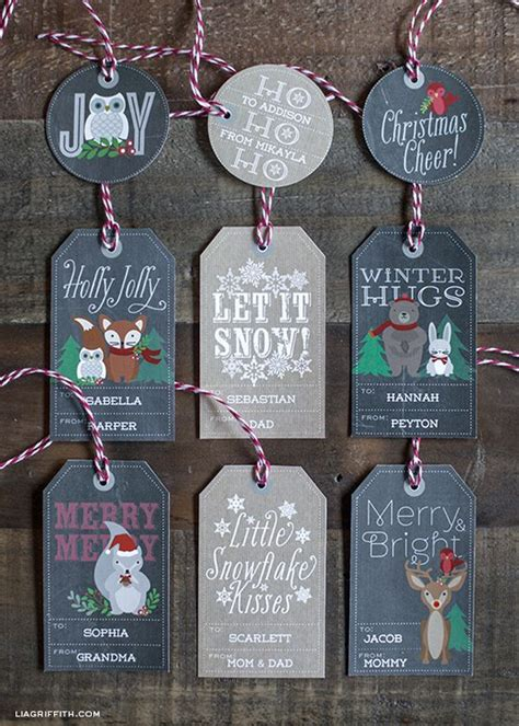 printable gift labels tags by the lia griffith 1000 ideas about printable labels on free
