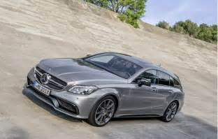 Mercedes Amg Cls63 2015 Mercedes Cls Class And Cls63 Amg Revealed