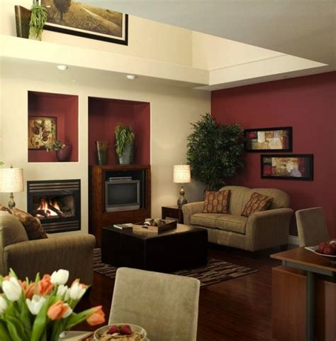colour scheme for burgundy sofa impressive burgundy living room color schemes with wooden