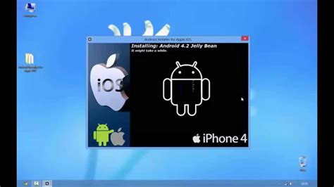install ios on android how to install android on apple ios tutorial