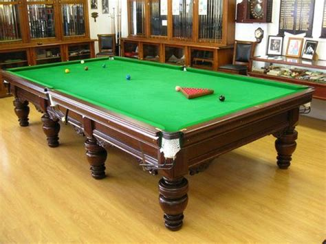 17 best ideas about size pool table on