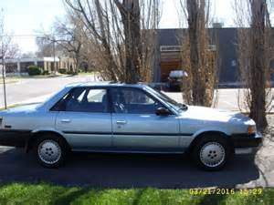 1990 Toyota Camry Price 1990 Toyota Camry Dlx Sedan 4 Door 2 0l For Sale Photos