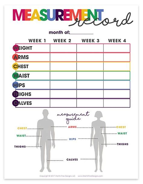 free printable weight loss planner health fitness planner to track your fitness goals