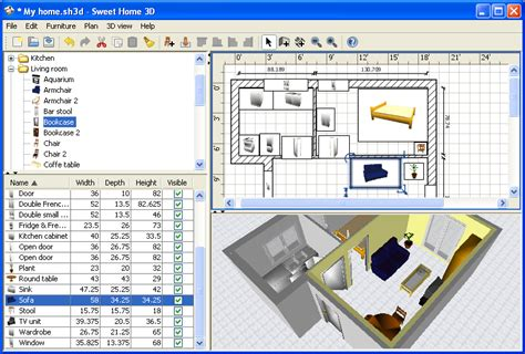 descargar home design 3d para windows 7 descargar sweet home 3d