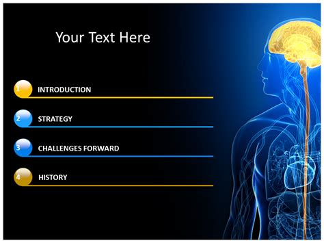 Neurology Powerpoint Template Neurology Powerpoint Template Neurological Disease Powerpoint Disease Powerpoint Template