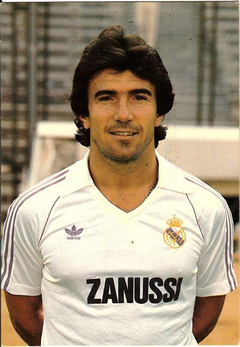 Fotos Real Madrid Juanito | mundialistas y mitos juan g 211 mez quot juanito quot