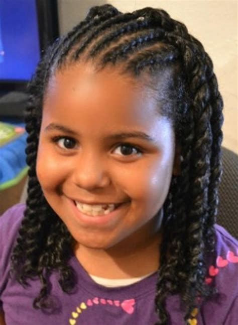 girl hairstyles with natural hair little black girls hairstyles for school behairstyles com
