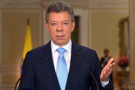 presidente de colombia 2016 el presidente de colombia es galardonado con el premio
