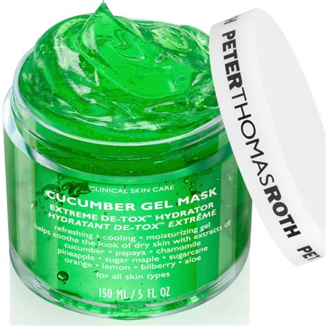 Roth Cucumber Detox Gel by Roth Cucumber Gel Mask 150ml Buy