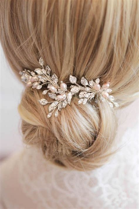 Wedding Hair Accessories Combs by 25 Best Ideas About Wedding Hair Combs On