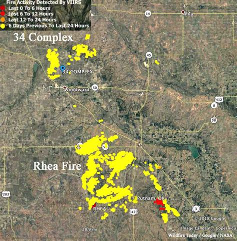 map of current wildfires 34 complex of fires archives wildfire today