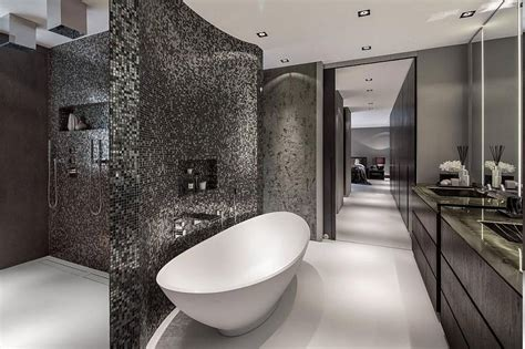 Exquisite Modern Ensuite Bathroom Design   Camer Design
