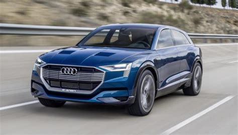Audi Electric Car by New Electric Car Every Year From Audi Zap Map