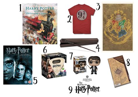 gifts to give a harry potter fan gift ideas for harry potter fans max and mummy