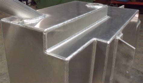 boat gas tank fabrication aluminum welding aluminum fabrication san antonio