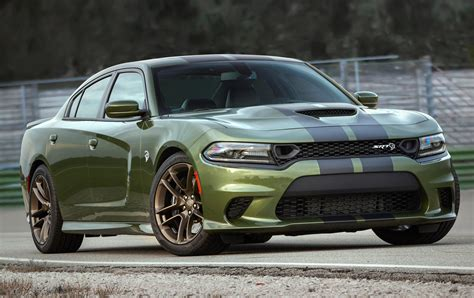 dodge charger models   widebody treatment carbuzz