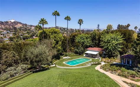 cecil b demille estate inside angelina jolie s new 163 19million hollywood home see