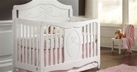Storkcraft Princess 4 In 1 Fixed Side Convertible Crib Storkcraft Princess 4 In 1 Fixed Side Convertible Crib White