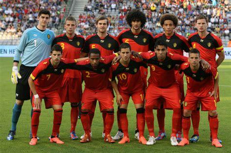 voetbal belgie voetbal engeland belgi 235 sport sport voetbalmagazine