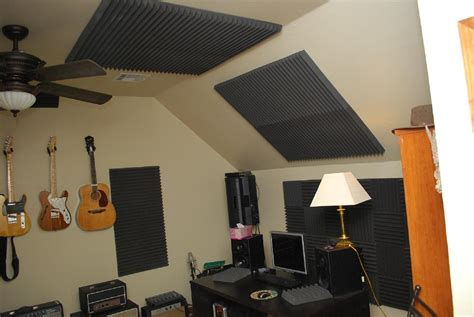 Small Home Studio Acoustic Treatment The World S Catalog Of Ideas
