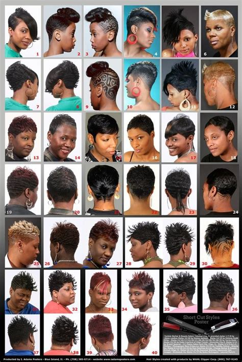 posters of hair braiding styles for hair salon hairstyle salon equipment 81157 posters for beauty s