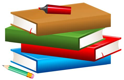 pictures of books and pencils books pencils clipart clipground