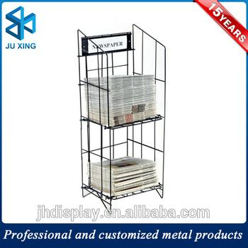 Wire Magazine Racks For Sale by Metal Wire Folding Magazine Rack Used Magazine Racks