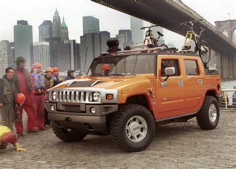 2005 Hummer H2 Reviews by 2005 Hummer H2 Sut Review Top Speed