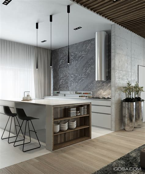 kitchen con estilo contempor 225 neo conoce las claves en decoraci 243 n
