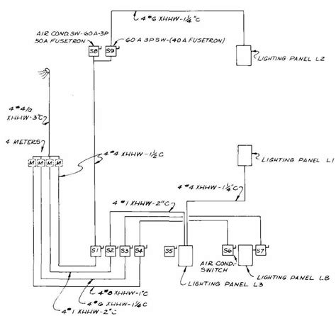 residential electrical riser diagram wiring diagrams