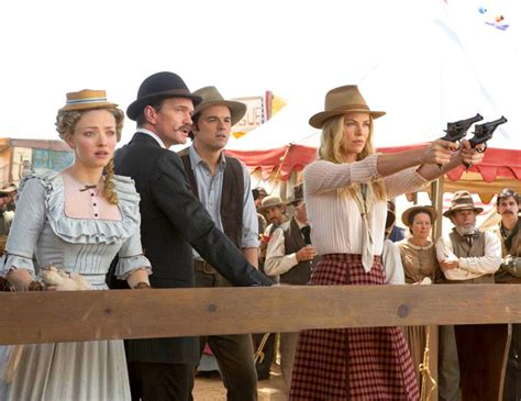 Watch A Million Ways To Die In The West 2014 Watch Seth Macfarlane Charlize Theron Find A Million