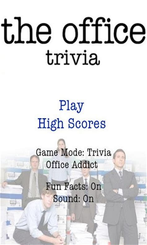 The Office Trivia by The Office Trivia App For Android