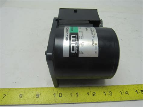the induction electric motor motor 4ik25gn fch induction electric motor 110 115v 25w 1ph ebay