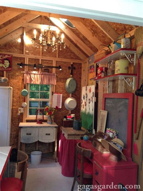 grade teacher designs  dream garden shed