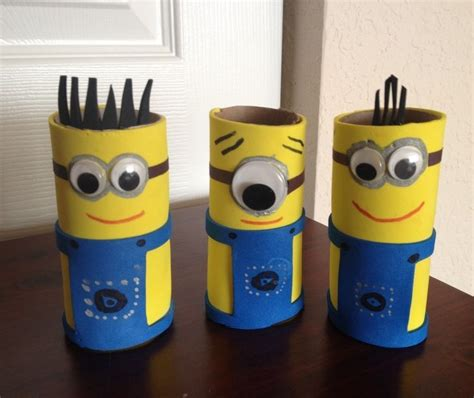 Paper Towel Crafts - crafts for with toilet paper rolls or paper towel