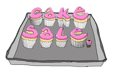 Cake sale - Bronze class