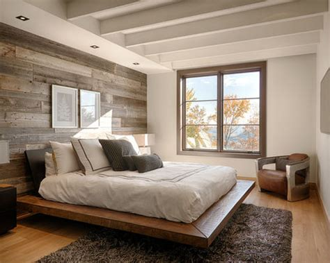 bedroom remodel rustic bedroom design ideas remodels photos with medium tone hardwood floors houzz