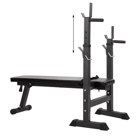 foldable gym bench foldable fitness weight bench 330lbs