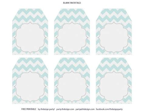 chevron pattern name tags free chevron party printables from thdezign party party