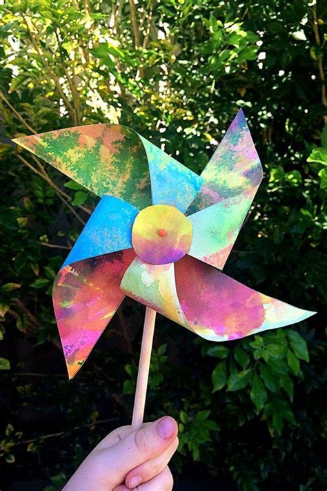 How To Make Pinwheel Flowers From Paper - 17 best ideas about paper pinwheels on